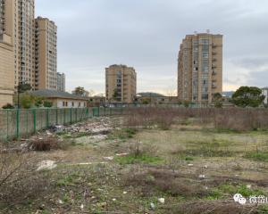 2021岱山首块住宅用地,高亭镇御景苑北侧地块拍出1.5亿