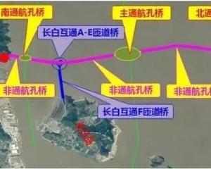 """""""五一""""不打烊,宁波舟山港主通道项目冲刺建设"""